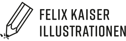 Kaiser Felix Illustrationen