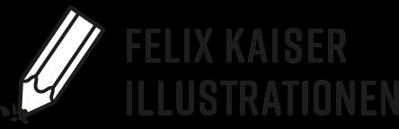 Kaiser Felix Illustrationen