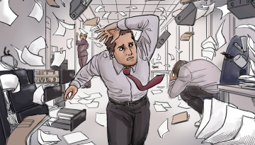 Felix Kaiser Illustrationen – Agenda 01